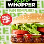 NEWS: Hungry Jack's Rebel Whopper with Meat Free Patty