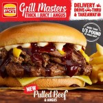 NEWS: Hungry Jack's Pulled Beef & Angus Grill Masters Burger
