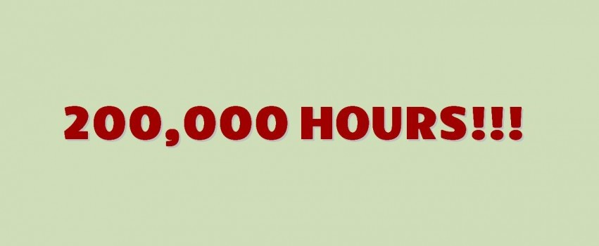 200000 hours NEW BANNER