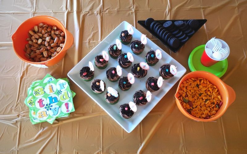 How To Save Money On Birthday Party Food | Frugal Fun Mom