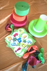 Only Supplies You Need For A Kids Birthday Party On A Budget | Frugal Fun Mom