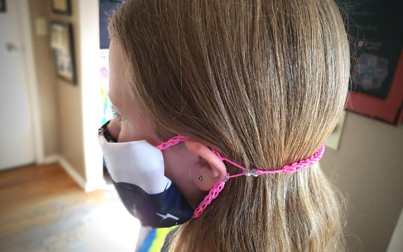 Easy No Sew DIY Face Mask   Frugal Fun Mom