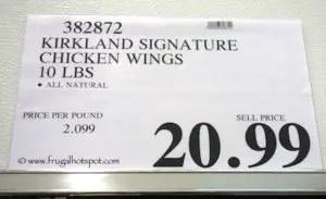 Costco: Kirkland Signature Chicken Wings   Frugal Hotspot on Costco Furniture Showroom Kirkland Washington id=77108