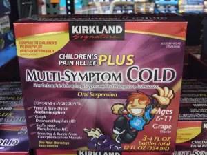 Costco Sale: Kirkland Signature Children's Pain Relief ... on Costco Furniture Showroom Kirkland Washington id=48747