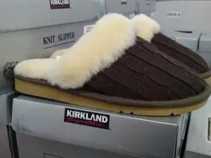 Costco Clearance: Kirkland Signature Shearling Knit ... on Costco Furniture Showroom Kirkland Washington id=50843
