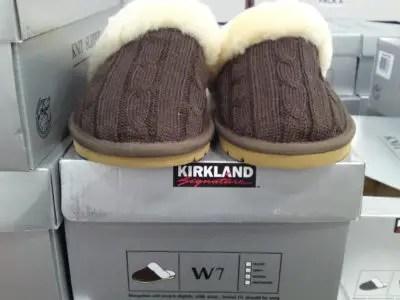 Costco Clearance: Kirkland Signature Shearling Knit ... on Costco Furniture Showroom Kirkland Washington id=34701