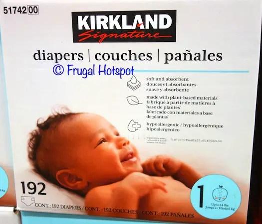 Costco Sale: Kirkland Signature Supreme Diapers $7.50 Off ... on Costco Furniture Showroom Kirkland Washington id=41595