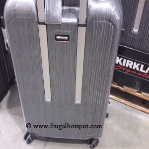 "Costco Deal: Kirkland Signature 29"" Hardside Spinner by ... on Costco Furniture Showroom Kirkland Washington id=55541"