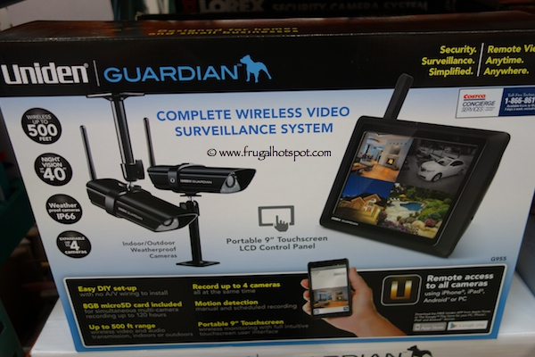 Wireless Costco Cameras Security