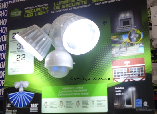 Home Light Activated Led Motion Security Zone
