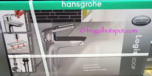 hansgrohe allegro kitchen faucet costco