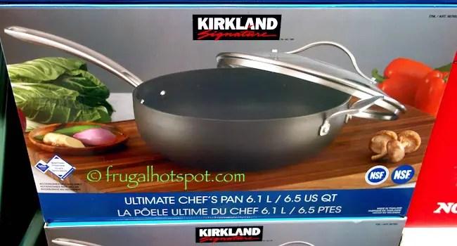 Costco Sale: Kirkland Signature Ultimate Chef's Pan 6.5 Qt ... on Costco Furniture Showroom Kirkland Washington id=61671