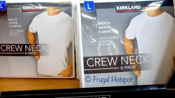 Costco Sale: Kirkland Signature Men's Crew Neck Tee 6-Pk ... on Costco Furniture Showroom Kirkland Washington id=45091