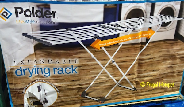 clothes drying rack costco