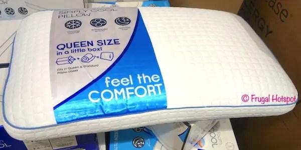 purchase costco memory foam pillow