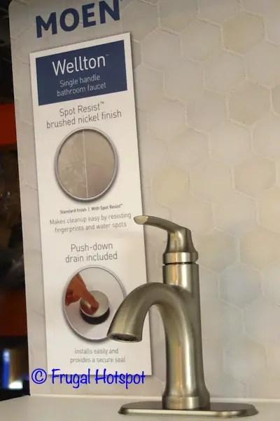 moen wellton bathroom faucet costco