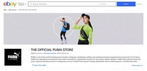 PUMA eBay Store