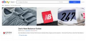 eBay New Balance