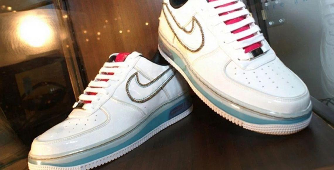 Big Boi Nike Air Force 1 Diamond