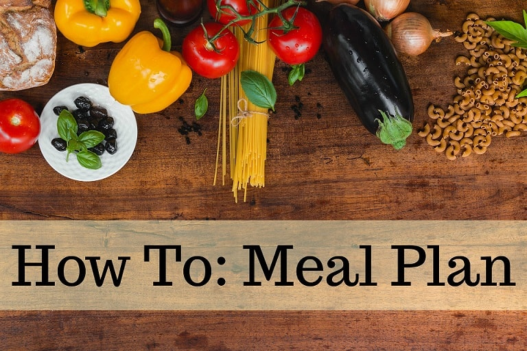 How To Meal Plan  The Frugal Mermaid