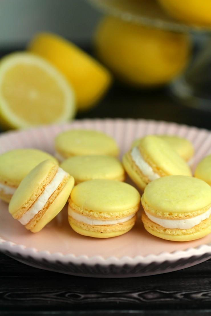 What Lemon Zest Baking