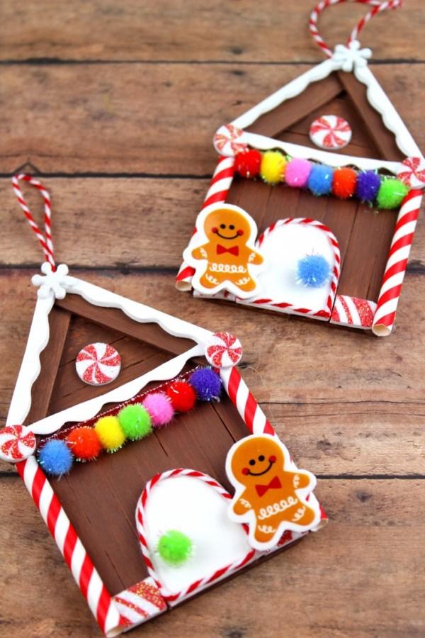 christmas ornaments popsicle sticks # 20