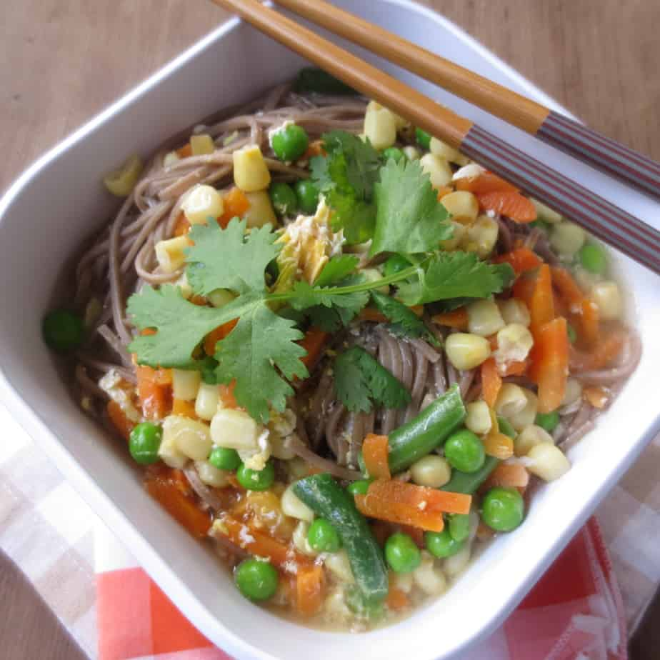Fast recipes egg drop soba ramen with veggies frugal nutrition egg drop soba ramen with veggies forumfinder Image collections
