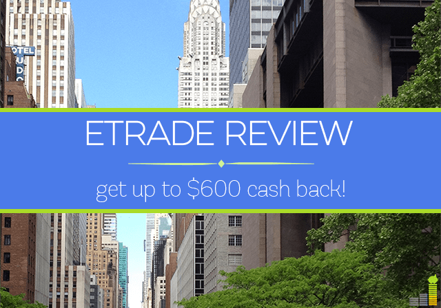 How much does etrade cost