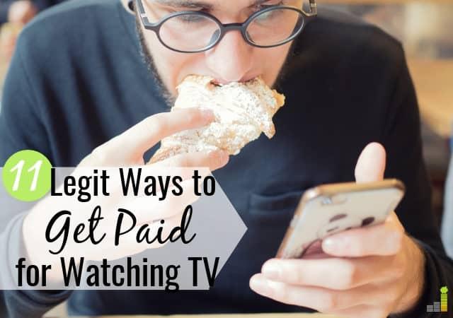Puoi essere pagato per guardare video online nel tuo tempo libero. Esaminiamo 11 siti legittimi che ti consentono di guadagnare denaro guardando video sul tuo telefono o laptop.