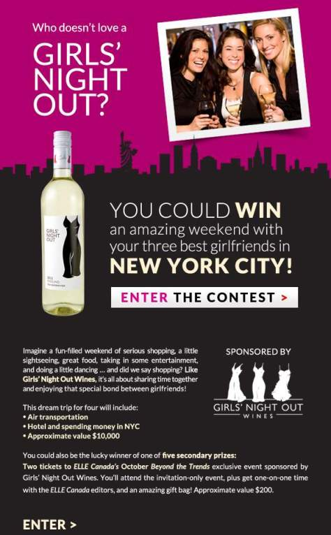 girls-night-out-contest