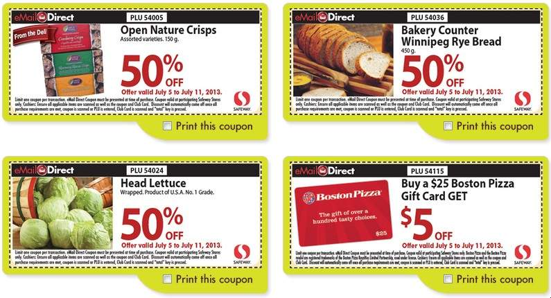 photo about Safeway Printable Coupons identify Discount coupons ~ Safeway Printable Discount coupons for Ice Product, Lettuce