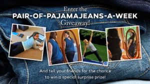background-image-pajamajeans-weekly-giveaway-contest