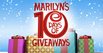 Contest ~ MARILYN'S 10 Days of Giveaways!