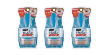Contest ~ Enter to Win Schick® Intuition® razors!