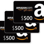 Contest ~ Enter to Win a $1,500 Amazon Gift Card!