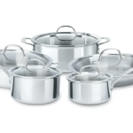 Contest ~ Enter to Win a KitchenAid Tri-Ply Copper Stainless Steel 10-Piece Set!