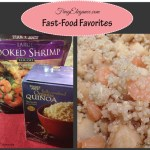 Fastest Fast Food with Trader Joes