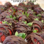 Quick and Easy Dessert! Chocolate Covered Strawberries
