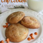 Pumpkin Spice Chip Cookies – Fall Favorite!