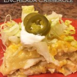 Quick & Easy Enchilada Casserole