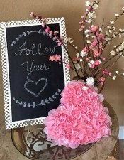 Easy Valentines Day Home Decor