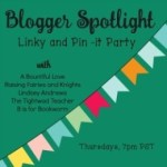 Blogger Spotlight Link Party
