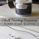 Chalk Painting Furniture First Time Basics