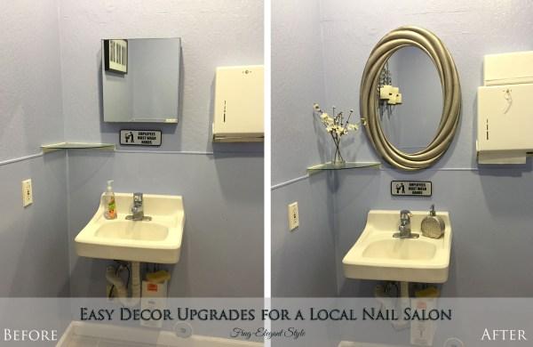 FrugElegance by Design - Nail Salon Upgrade