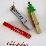 Easy Holiday Gift Clips
