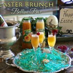 Easter Brunch Bellini Bar