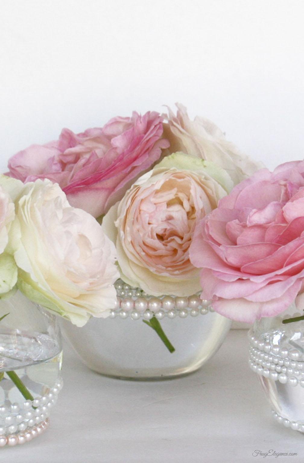 Elegant Cheap Flower Centerpieces Frugelegance