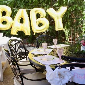 Its a Secret Garden Baby Shower!! Come see all thehellip