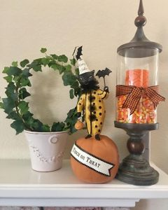 Halloween is almost here! Enjoying fall amp Halloween Decor Checkhellip