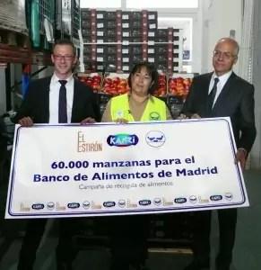 donacion banco alimentos madrid